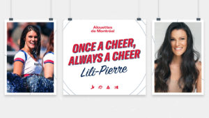 Once A Cheer, Always A Cheer – Lili-pierre
