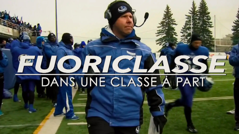 """ Fuoriclasse (Dans une classe à part) "", DOCUMENTARY ON DANNY MACIOCIA AVAILABLE"