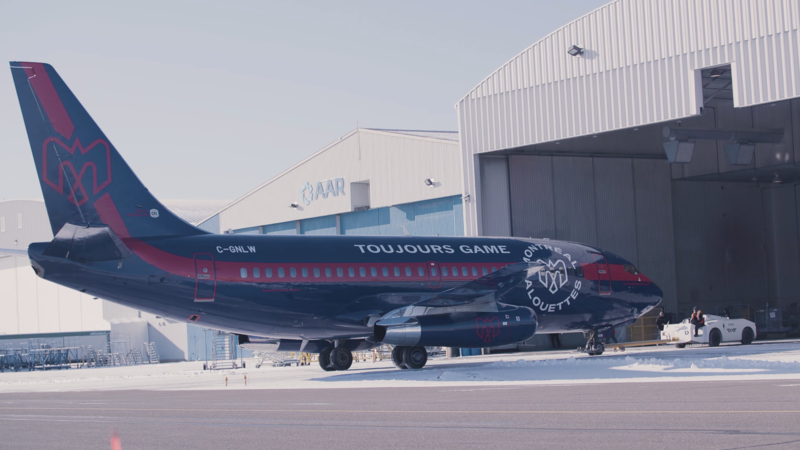 The Alouettes to fly on the wings of Nolinor Aviation
