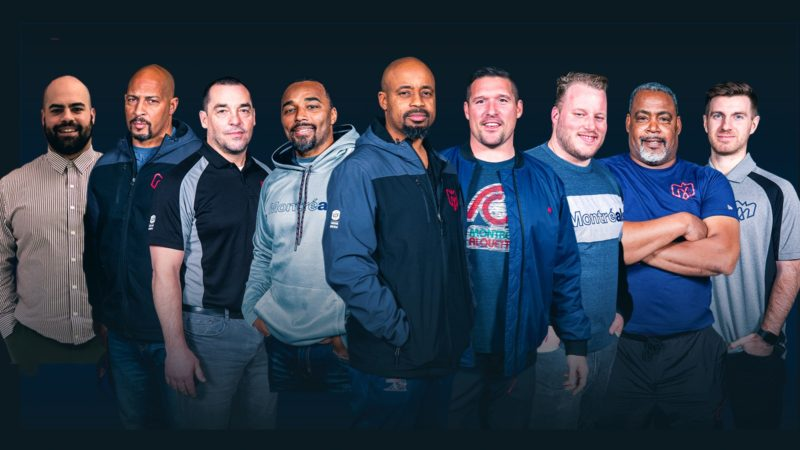 The Alouettes announce their coaching staff for 2021