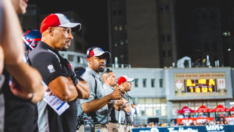 The Alouettes' Coaching Staff Quiz