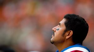 Anthony Calvillo On Domestic Violence: We Have To Talk About It
