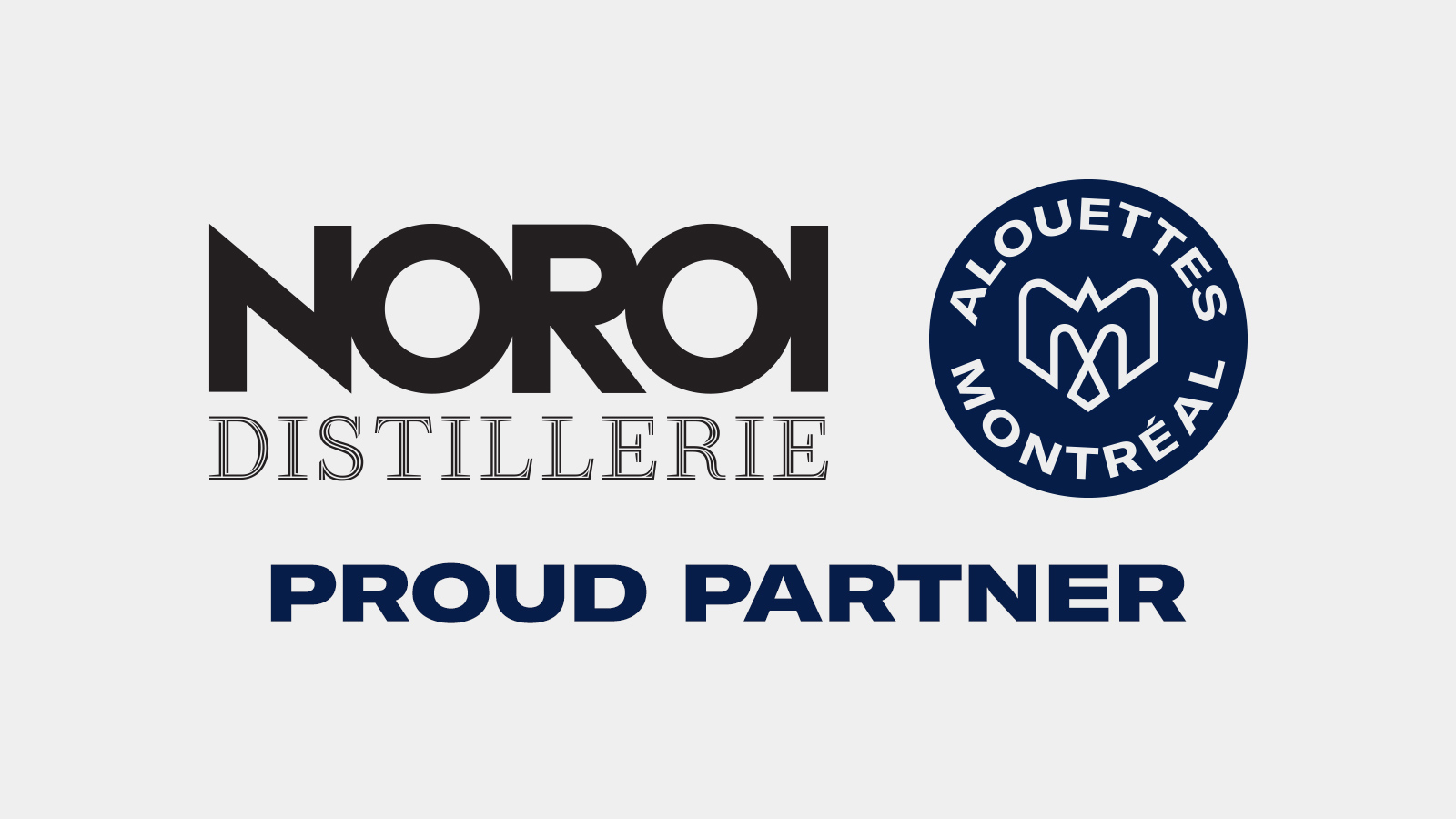 Alouettes partner with NOROI Distillery