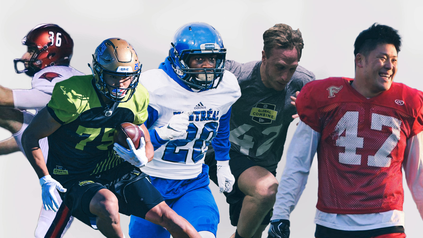 Alouettes sign 2021 global draftees, as well as former Carabin Kevin Kaya