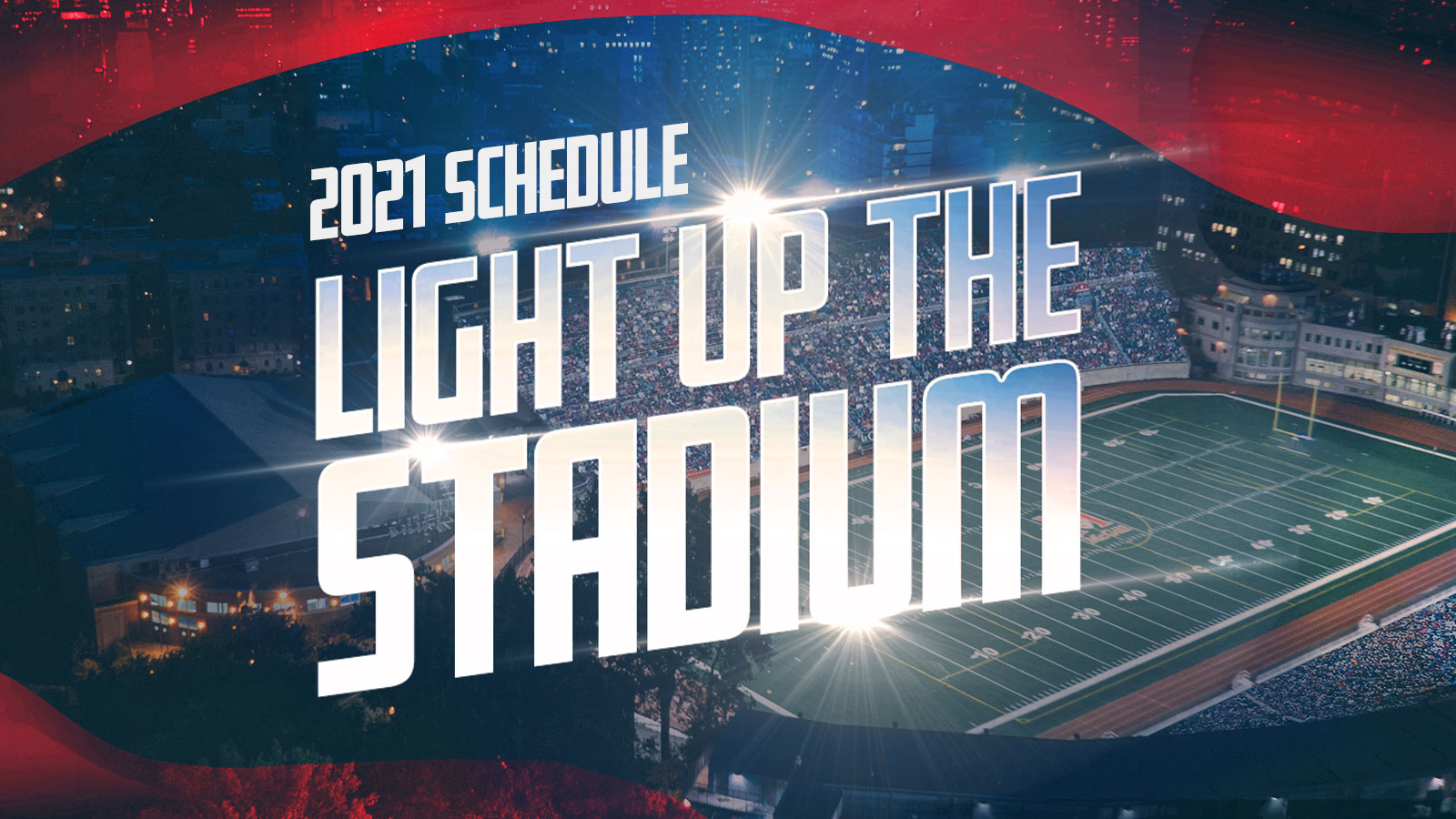 The 2021 Schedule Is Available!
