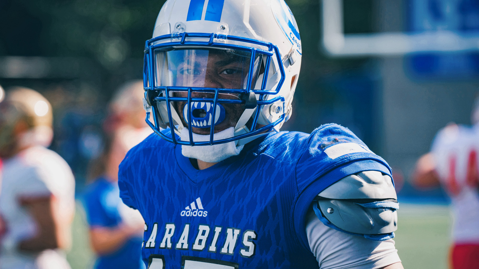 Ethan Makonzo's long journey is a great example of determination