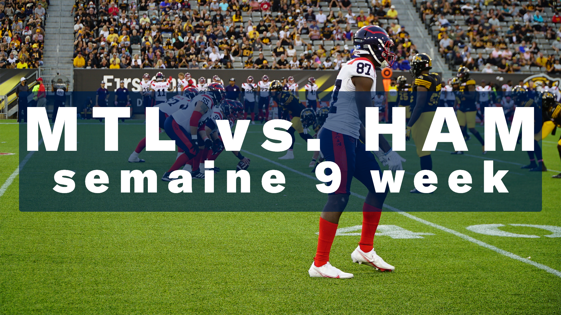 Recap of the victory in Hamilton – Week 9