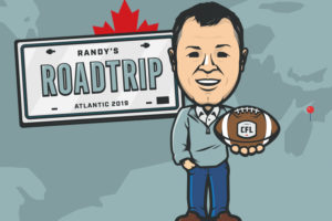 Missed it? Watch Randy's Roadtrip from Dartmouth 2019!