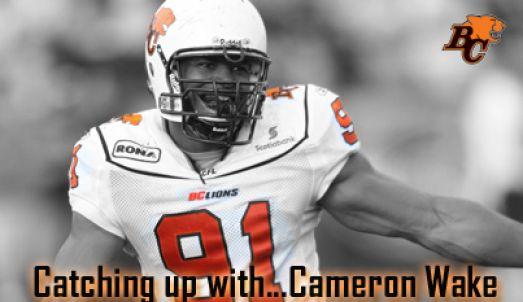 cameron wake bc lions jersey