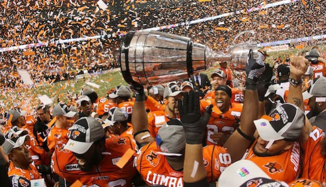 1cd2515b4 Grey Cup tour a celebration of sport   BC s champs - BC Lions