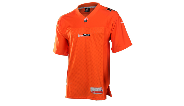 95a2af2e6e5 Lions keep orange at the forefront of updated jersey - BC Lions