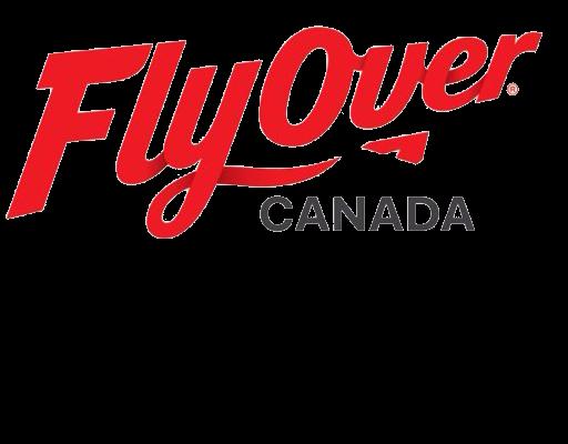 Fly Over Canada Logo
