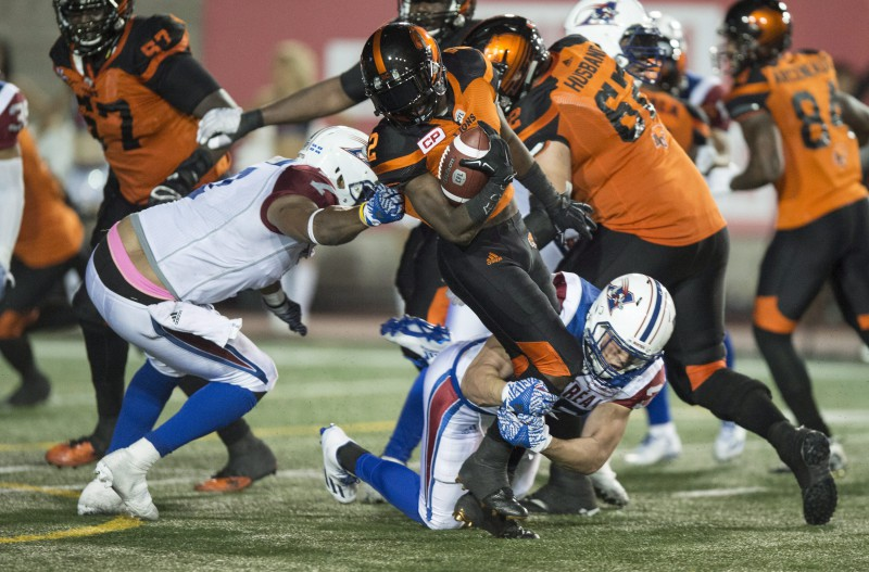 From Grey Cup victories to an impressive run of dominance at home the BC Lions have enjoyed some recent fun at expense of the Montreal Alouettes.