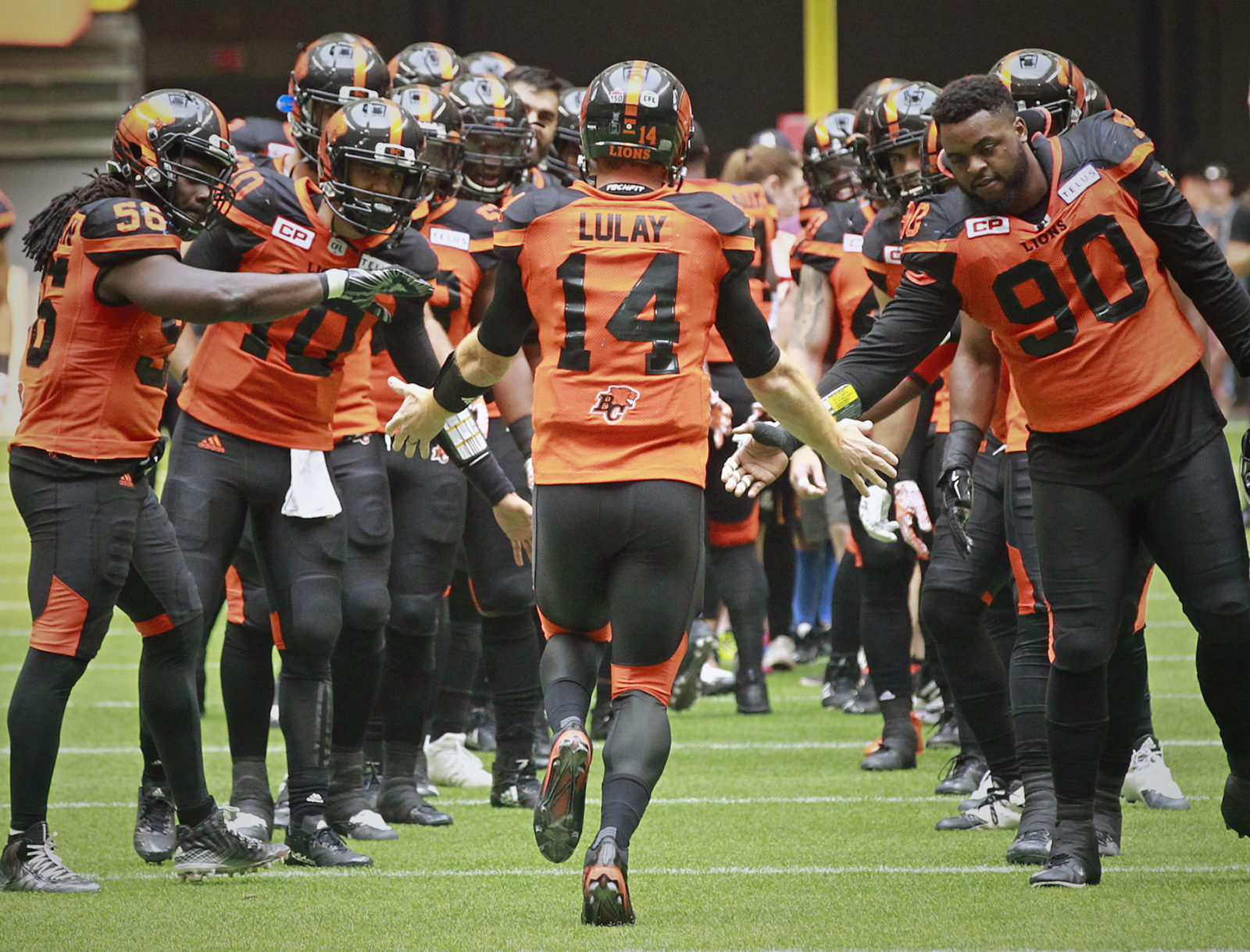 Travis Lulay Returns To Bc Lions On One Year Deal