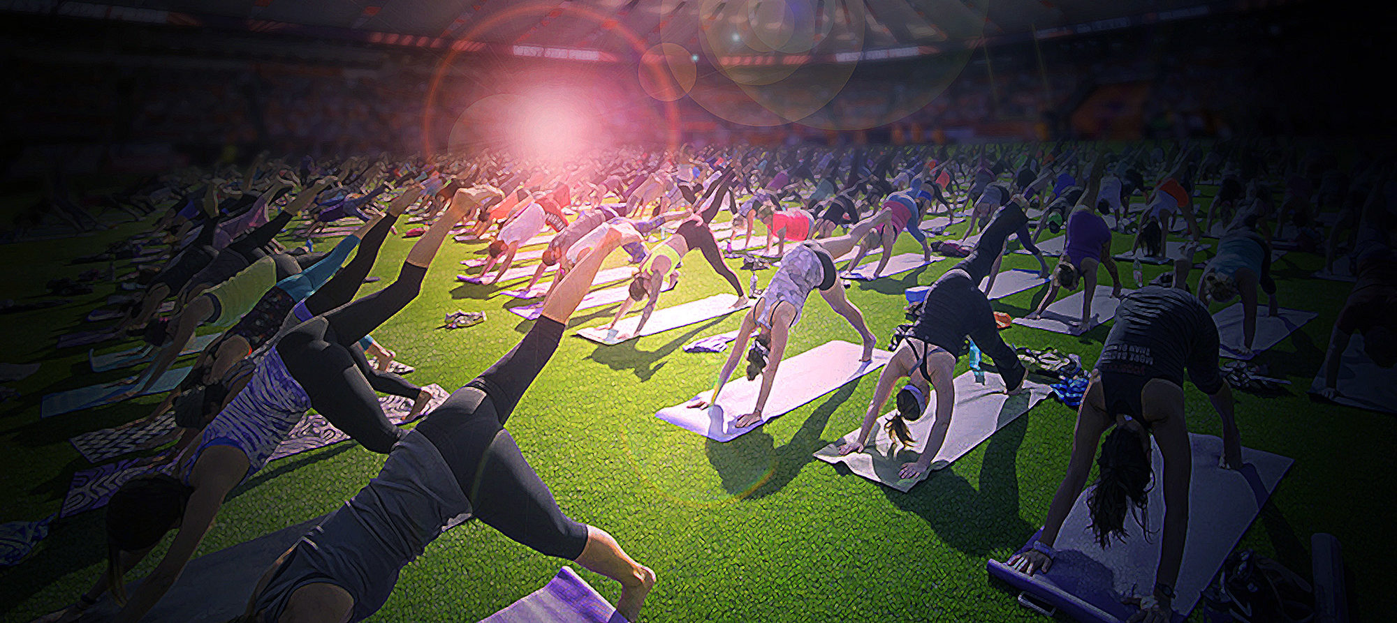 BC Lions Yoga on the Field: Saturday, August 24th - BC Lions