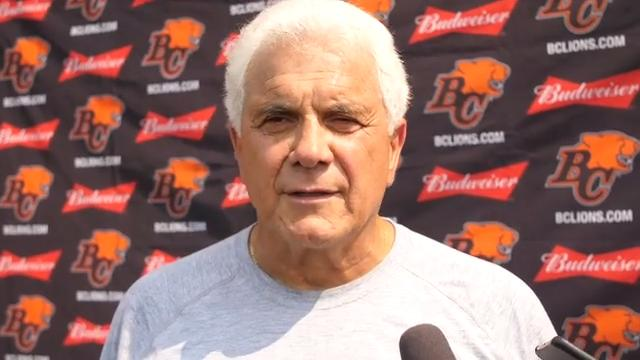 "Buono on Awe Return | ""I think he brings a certain kind of physicality."""