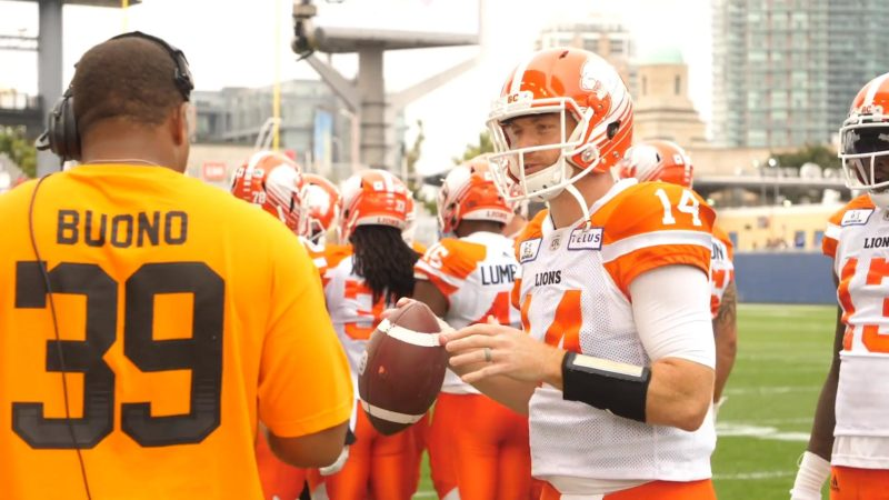 "Lulay Aug. 22 | ""This is a big game. This is the meat and potatoes."""