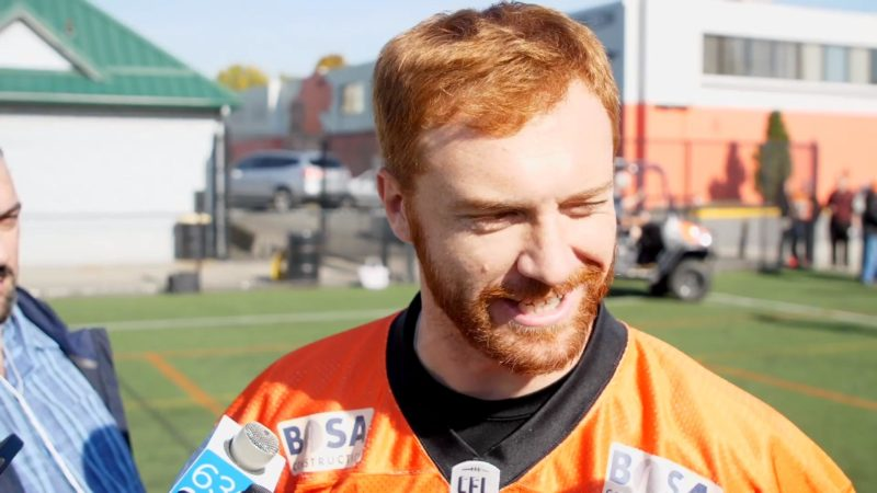 "Lulay | ""It's fun to compete against guys you respect a lot."""