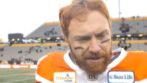 Post Game | Travis Lulay Nov. 11