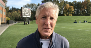 Thank You Wally: Pete Carroll