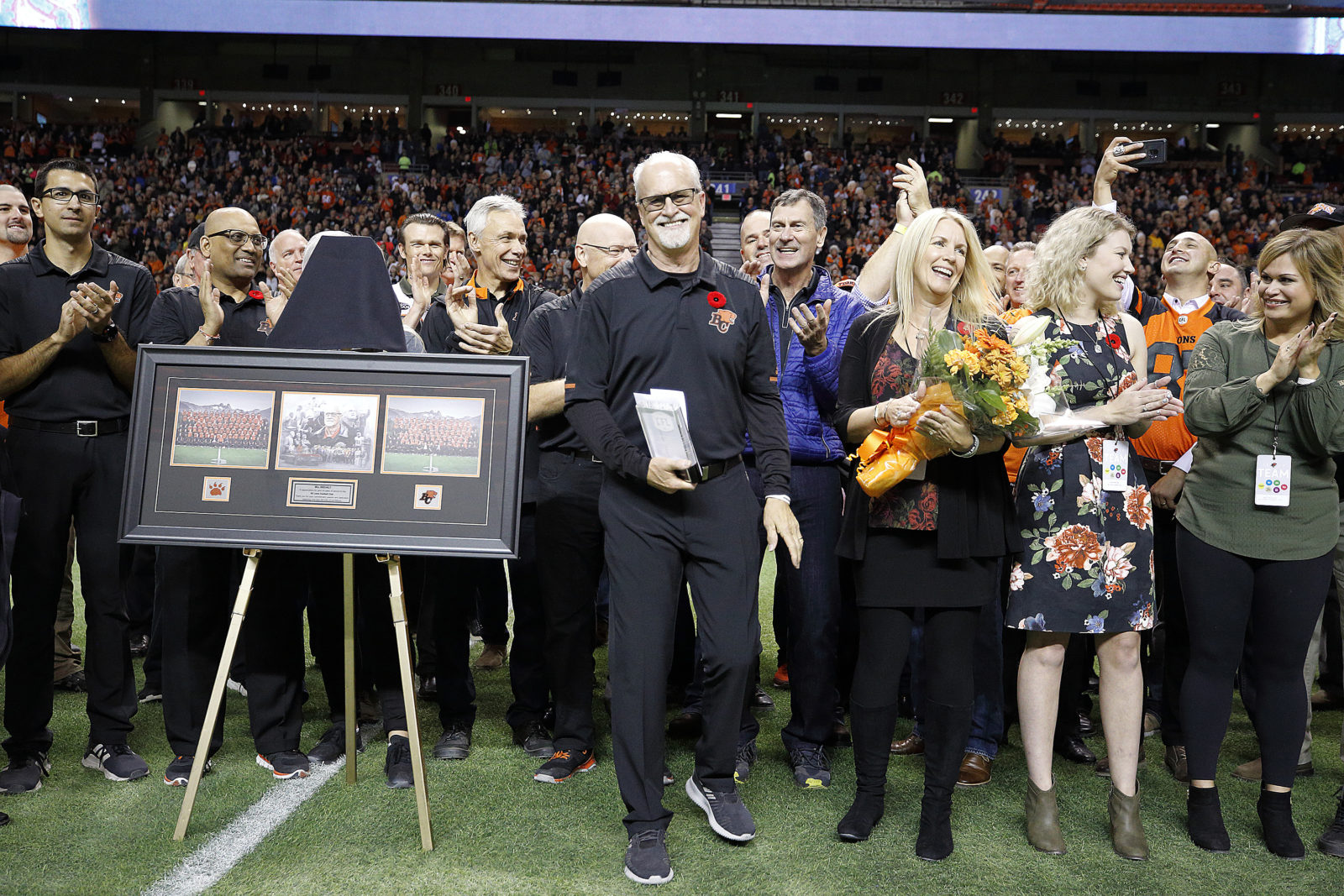 dd91ce633 Trainer Reichelt Calls It A Career After 42 Seasons - BC Lions