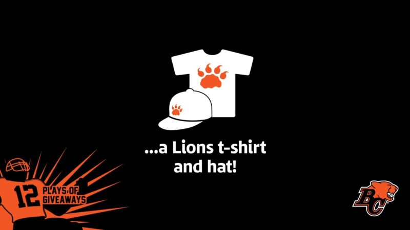 12 PLAYS OF GIVEAWAYS- DAY 8 – 8 T-SHIRT & HAT SETS