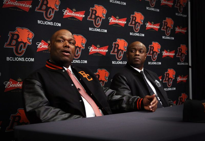 Devone Claybrooks and Ed Hervey Press Conference | December 11th
