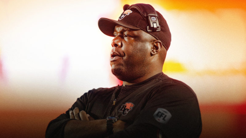 DeVone Claybrooks Named 26th Head Coach In Team History