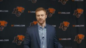 Travis Lulay Bids Farewell | Feb. 28