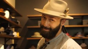 Hat Shopping With Mike Reilly In Seattle