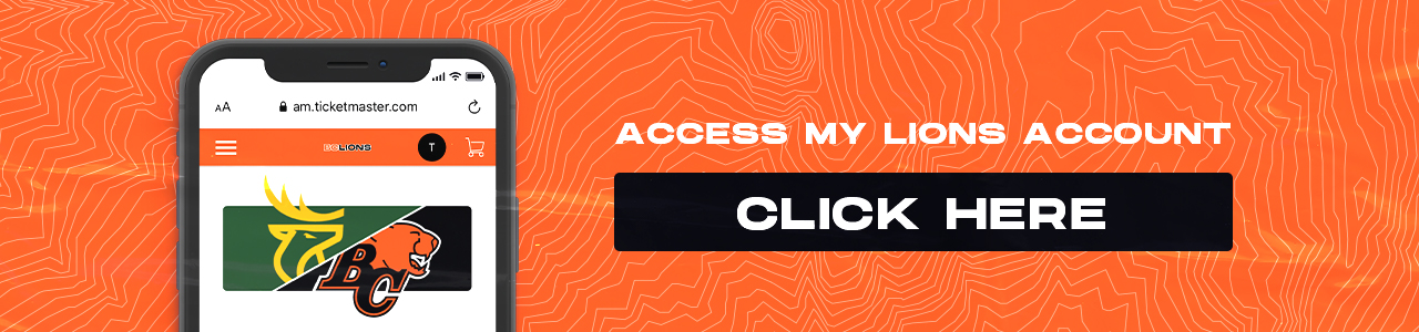 Access My Lions Account