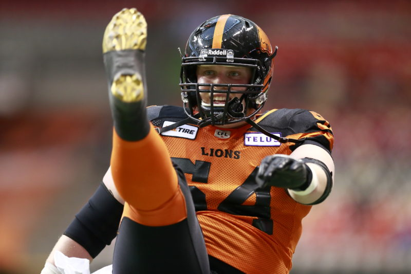 From the shores of Kingston, Ontario! Episode 33 of 1st and Now features Lions offensive lineman Andrew Peirson who talks about his path to the CFL.