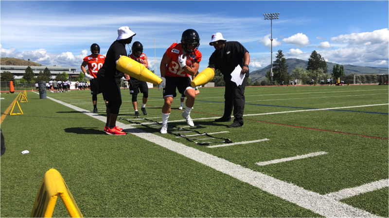 Mini-Camp Report | Shaun Wick Chapter Two