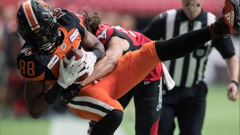 Pre-Season Recap: Calgary 36, BC 38