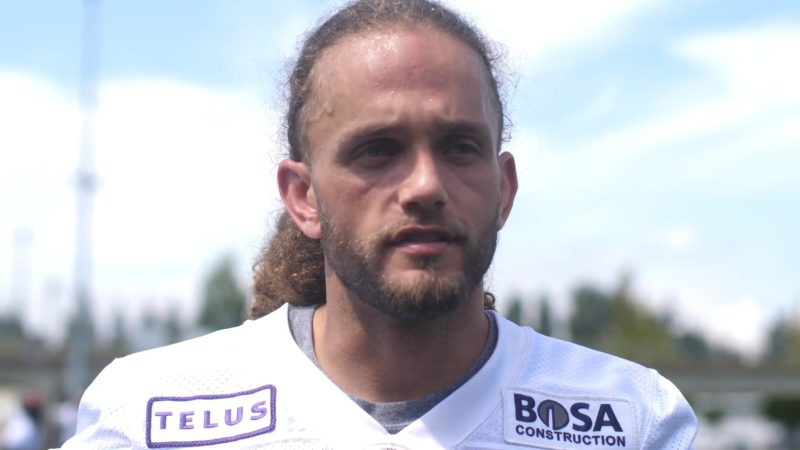 Post Practice | Aaron Grymes July 16