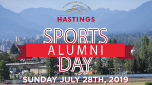 JOIN LIONS ALUMNI AT HASTINGS PARK!
