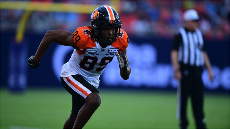 Regina Return | Carter's Only Focus Is A 'W' - BC Lions