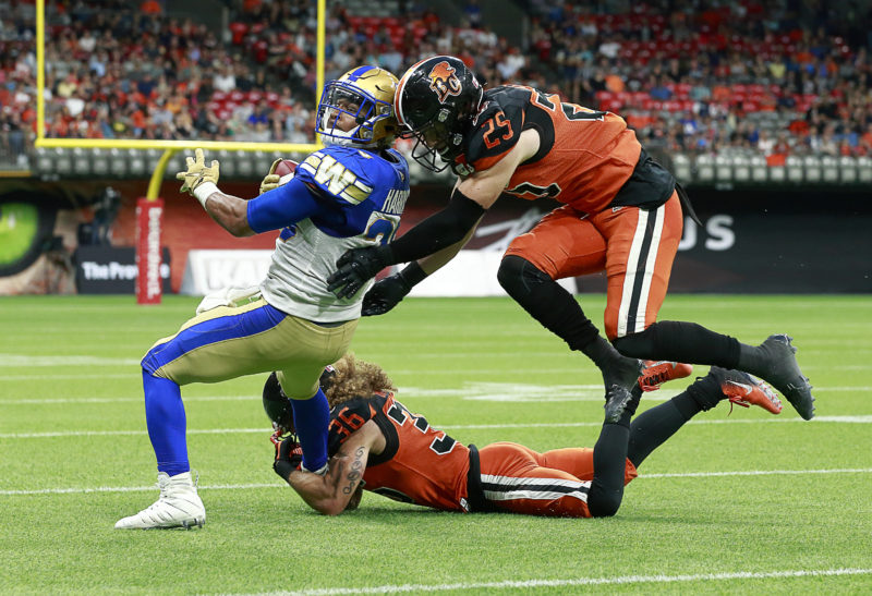 Two memorable Grey Cup games, a wild West rivalry and a few key figures switching sides. We take a look at our history with the Winnipeg Blue Bombers.