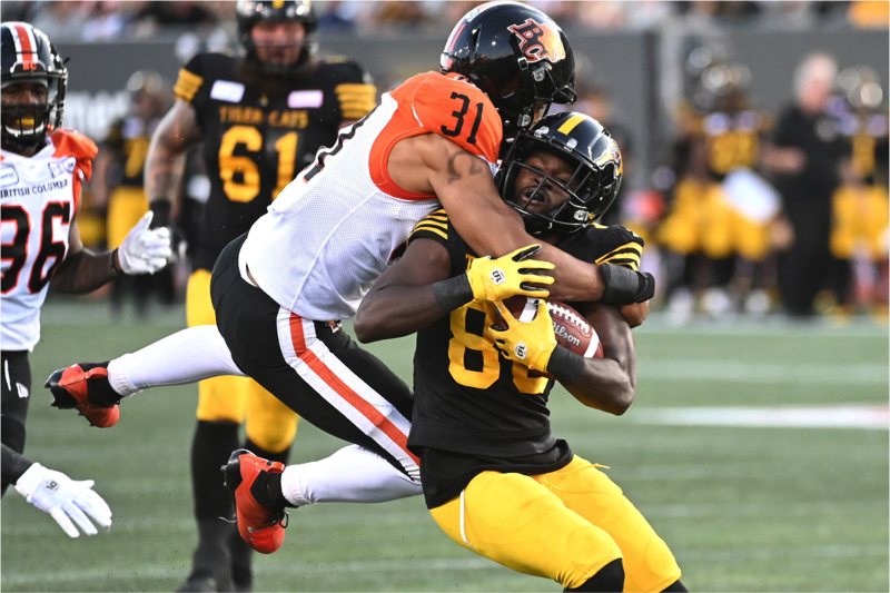 Game Preview   Lions vs. Tiger-Cats - BC Lions