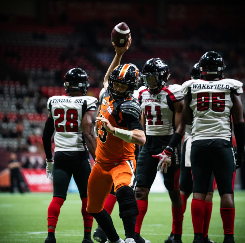 As we would have been preparing to face the REDBLACKS this weekend, Matt Baker looks at the Lions winning history against teams from Ottawa.