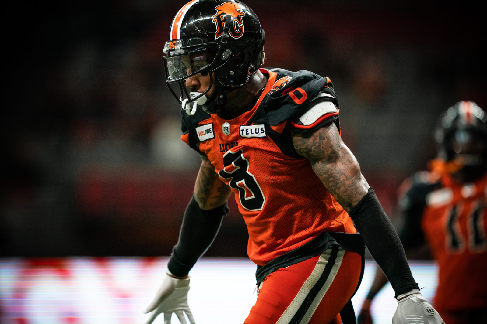 Newsome Ready For More In Old Stomping Grounds - BC Lions