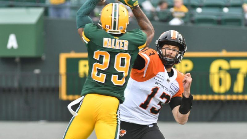 CFL.ca PREVIEW: BC at Edmonton