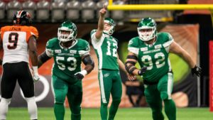 🎥 Highlights: Saskatchewan 27, BC 19