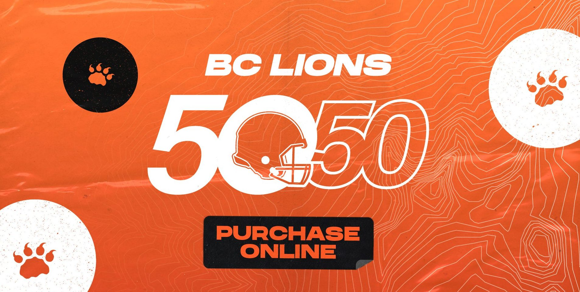 BC Lions 50/50