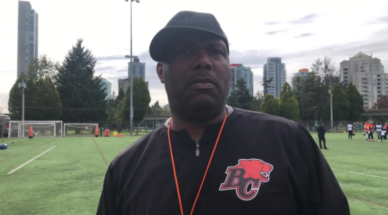 🎥 Coach Clay On The Improved Offensive Line And Matchup With Toronto