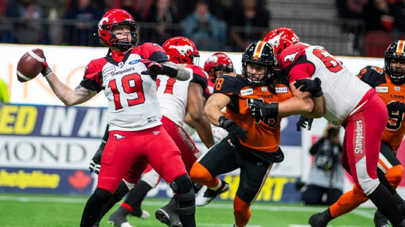 🎥 Highlights | Calgary 21 – BC 16