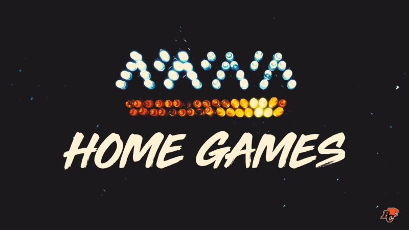 2020 Home Games | Lite Brite Edition