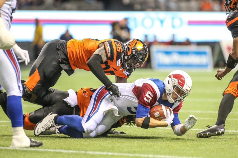 Lions Bring Back Linebacker Dyshawn Davis