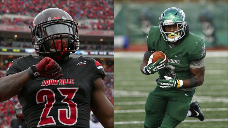 Lions Add American RBs Brandon Radcliff and Ryan Fulse