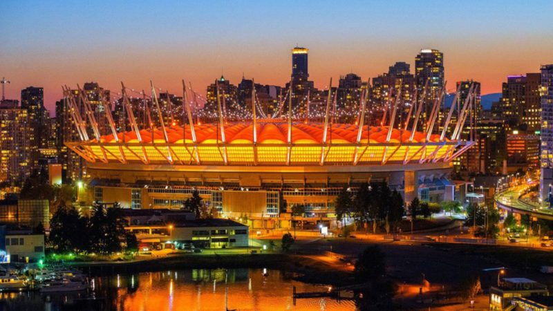 Home at last. After 657 days, we finally get to welcome our great fans back through the turnstiles of BC Place. We get knocked down but we always get up.